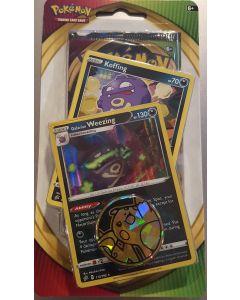 Pokemon Vivid Voltage (Koffing/Wheezing) 1 single pack + 2 cards + 1 token