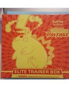 Pokemon Vivid Voltage Elite Trainer Box ( 8 packs Vivid Voltage + fun stuff)