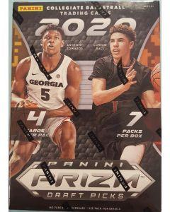 2021 Prizm Draft picks Basketball Blaster box 7pks 28  cards  (downtown inserts)