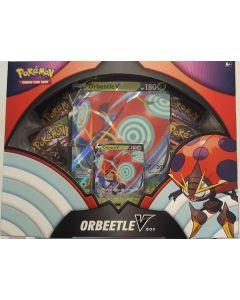 Pokemon OrbeetleV gift Set (4 single packs)