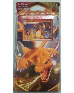 Pokemon Vivid Voltage (sword&shield) Charizard theme deck ( 2 stage 2 charizard 170 hp foils)