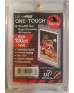 Ultra Pro 130PT Pro-Mag single card holder 1 pk