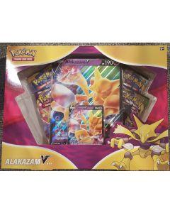 Pokemon AlakazamV set 4 PK (2x vivid voltage, rebel clash, sun/moon)