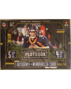 2020 Playbook Target Megabox (purple) parallels 4 packs 5 cards 1 auto or Relic per box on average