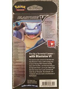 Pokémon Blastoise V 60 card theme Deck