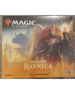 Magic the Gathering Guilds of Ravnica Bundle w/10 boosters