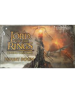 Lotr Lord of the Rings Booster Mount Doom 36 packs 11 cards (36 Rares)