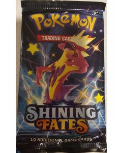 Pokemon Shining Fate Booster Pack