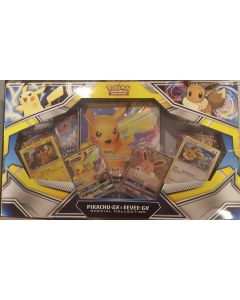 Pokemon Pikachu-GX, Eevee-GX special Collection