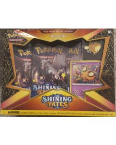 Pokemon Shining Fates Pin Collection Dedenne