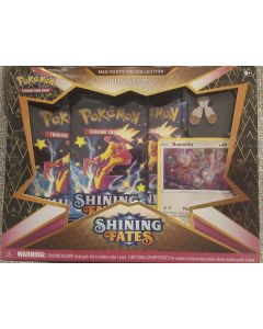 Pokemon Shining Fates Pin Collection Bunnelby