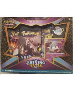 Pokemon Shining fates Pin Collection Polteageist set