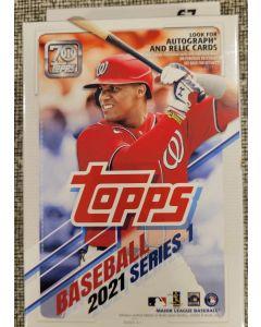 2021 Topps Series 1 Hanger Box 67 Cards