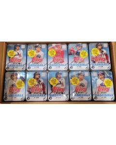 2021 Topps Series 1 Tins 75 cards per tin special Chrome decade of the 70's only in Tins
