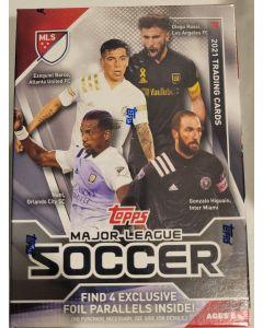 2021 MLS soccer Trading Cards 8 packs 6 cards pk.