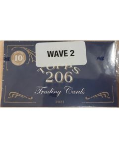 2021 Topps T206 Wave 2 10 cards a pack 2 inserts and 8 base