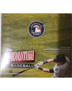 2021 Topps Stadium Club Retail 24pk box 5 cards per pack (no guaranty of a hit)