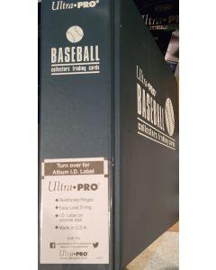 "ultra pro 3"" Navy Baseball Album (D-Ring) (#81394)"