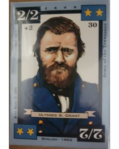 Shiloh, Dixie civil war TCG, 60 card starter deck ( 2 decks required to play game)
