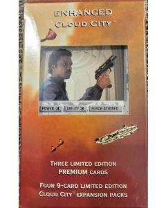 """Decipher Enhanced Cloud City """"Lando Calrission"""" 4pk + special card"""