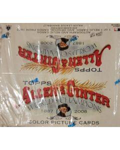 2008 Allen & Ginter Retail 24 pk box 1 relic/auto per box on average