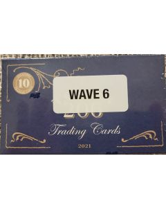 2021 Topps t-206 wave 6,   10 cards /box